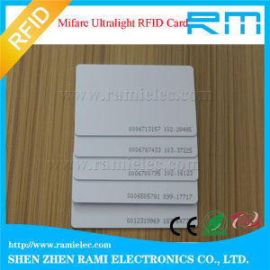 China Manufacturer 125kHz RFID Card for Access Control System