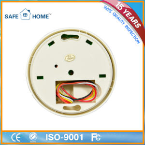 Wired Ion/ Photoelectric Smoke Detector Sensor for Fire Alarm pictures & photos
