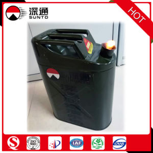Anti-Explosion Vertical-Type Jerry Can for Oils pictures & photos