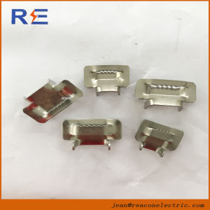 Ear-Lokt Type Stainless Steel Buckle pictures & photos