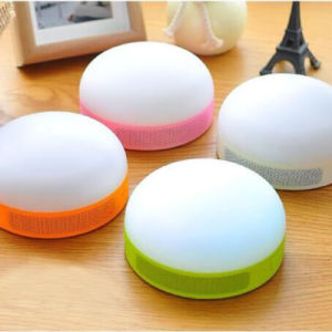 Suction Cup Waterproof Wireless Bluetooth Shower Speaker FM Blue pictures & photos