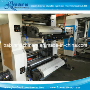 Paper Bag Flexo Printing Machine pictures & photos