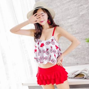 High Quality Women Fast Delivery Swimwear Fabric Wholesale pictures & photos