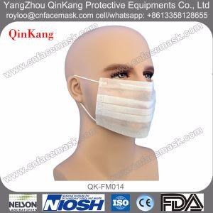 Disposable 2ply Non Woven Procedure Face Mask pictures & photos