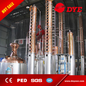 Copper Pot Still Equipment Gin Distillation Equipment pictures & photos