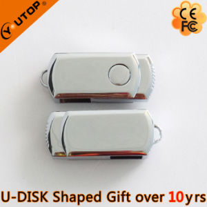 Small Gifts Metal Rotating/Swivel USB Stick (YT-1210) pictures & photos