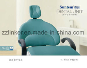 Suntem Luxury Patient Ergonomic Design Implant St-Ryan Dental Chair Unit pictures & photos