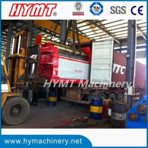 W12S-25X3200 four rollers Hydraulic Stainless Steel Plate Bending Rolling Machine pictures & photos