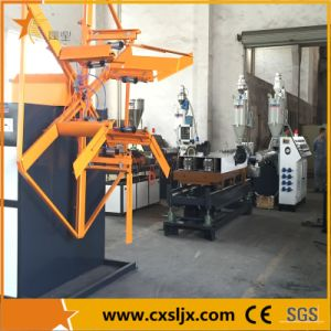 50 Pairs Forming Block HDPE/PVC Double Wall Corrugated Pipe Making Machine pictures & photos