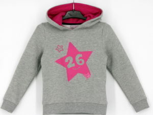 Ss17 Girls Sweatshirt Hoodies Kids Clothes pictures & photos