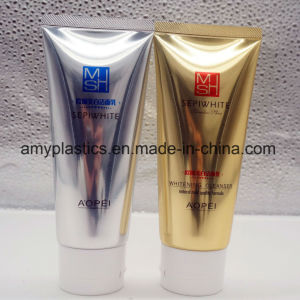 38mm Aluminum Laminated Tube for Cosmetic Packaging of Face Cream pictures & photos