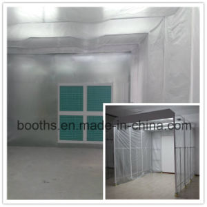 Portable Spray Booth Paint Booth with High Efficiency pictures & photos