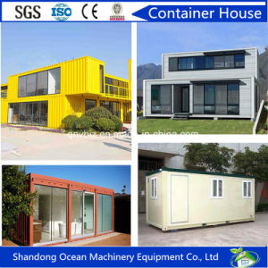 Beautiful Luxury Prefab Container House of 20feet Modular Home pictures & photos