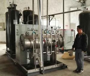 Dyeing Wastewater Decolourization Ozone Generator with CE pictures & photos