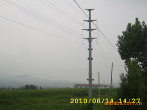 Custom Angle Steel Transmission Tower pictures & photos