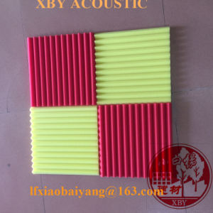 Soundproof Acoustic Foam Panel Board Wall Panel Ceiling Panel with Wedge Shape Decoration Acoustic Panel pictures & photos