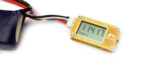 Bb6l Features 12bit MCU & a Segment LCD Screen That Will Show The Total Voltage & Cells Voltage of Lipo Packwith 1mv Resolution pictures & photos