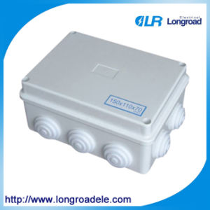 Cable Junction Box, Plastic Junction Box IP44 pictures & photos