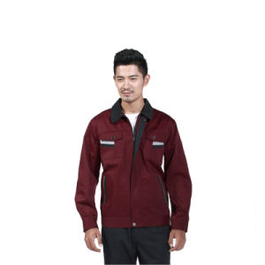 Cotton Factory Worker Uniform with Customerized Logo pictures & photos