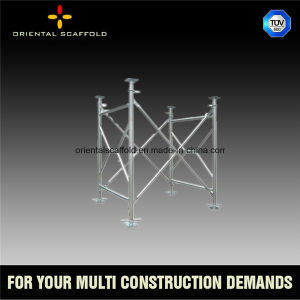 Stable Steel H Scaffolding Frame pictures & photos