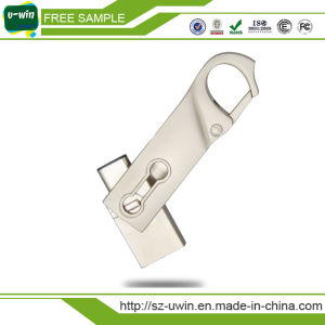 Free Samples Type-C Flash Drive USB 8GB with Customs Logo pictures & photos