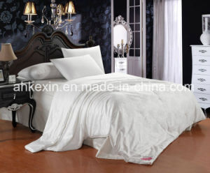 Nautural Mulberry Silk Comforter Set with Breathability Feature pictures & photos