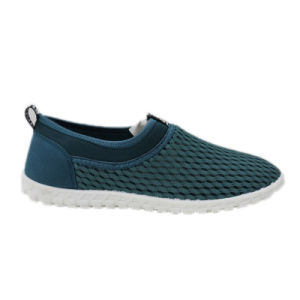 Custom Design Slip-on Shoes Men Running Shoes pictures & photos