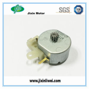 F500 DC Motor for Auto Wiper Rear-View Mirror 24V pictures & photos