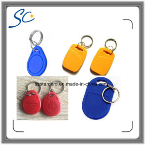 Printable Rewritable Waterproof RFID Key Tag for Access Control pictures & photos