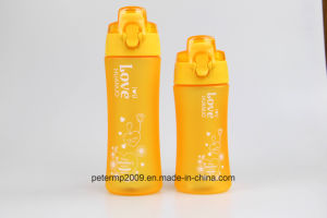450ml 16oz Customized Design Plastic Bottle Manufacturers, Plastic Sport Water Bottle pictures & photos