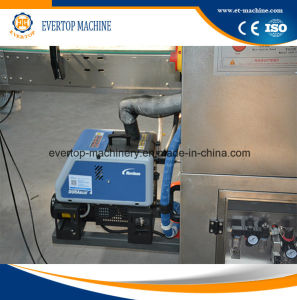 Customized High Speed Sleeve Shrinking Labeling Machine/Equipment pictures & photos