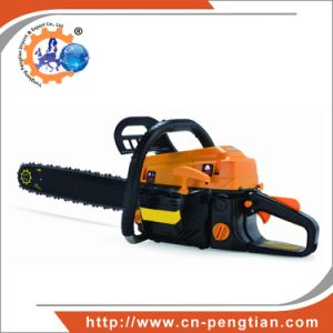 Garden Tool 55cc Gasoline Chain Saw Popular in Market pictures & photos