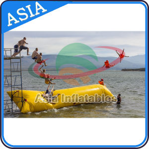 Inflatable Water Catapult Blob, Giant Inflatable Water Jumping Tube, Inflatable Pillow pictures & photos