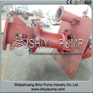 China Supplier Industrial Vertical Rubber Lined Sp Series Slurry Pump pictures & photos