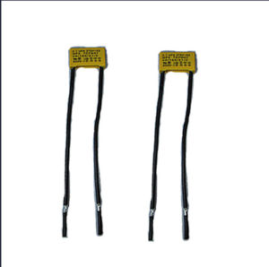Soft Wire Leaded 223k 275VAC X1 Film Capacitor Tmcf18 pictures & photos