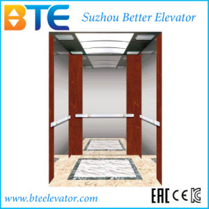 High-Class Vvvf Gearless Traction Passenger Elevator