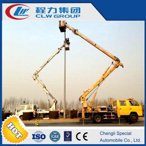 Articulated Boom (JMC) Aerial Working Platform pictures & photos