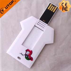 Short Sleeve Shirt T-Shirt Slim Plastic USB Pendrive (YT-3113) pictures & photos