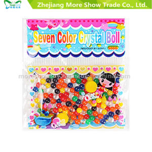 5g Pack Water Gel Orbeez Ball for Plants Decoration Vase Filler pictures & photos