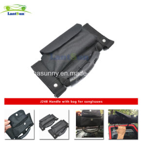 Newest High Quality Jeep Handle with Bag for Sunglasses pictures & photos