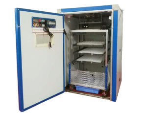 Newest Both Solar and Electric Automatic Poultry Chicken Eggs Incubator pictures & photos