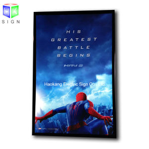 27 X 40 Inch LED Backlit Adertising Movie Poster Light Box pictures & photos