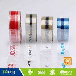 Logo BOPP Self Adhesive Printed Packing Tape pictures & photos