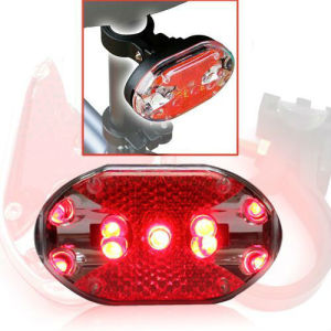 LED Bicycle Tail Light (HLT-131) pictures & photos