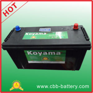 12V 100ah SMF Dry Car Battery N100 pictures & photos