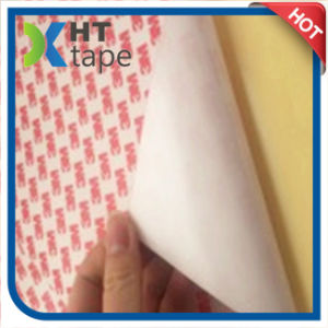 High Temperature Resistant 3m55236 Cotton Double-Sided Adhesive pictures & photos