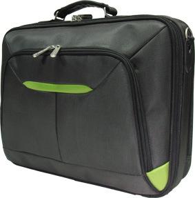 Laptop Computer Nylon Shoulder Business Function 15.6 ′′ Laptop Messenger Carry Bag pictures & photos