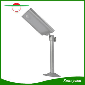20 LED 400lm Lumen Motion Sensor Outdoor Pathway Light Standing Solar Lamp for Garden pictures & photos