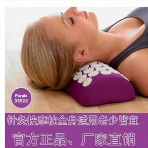 Acupuncture Pad Massage Pillow Yoga Sleeping Pillow