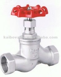 GB Thread End Globe Valve pictures & photos